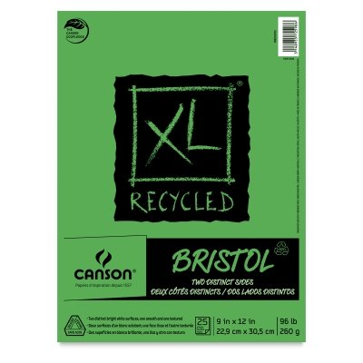 XL Recycled Bristol Pad