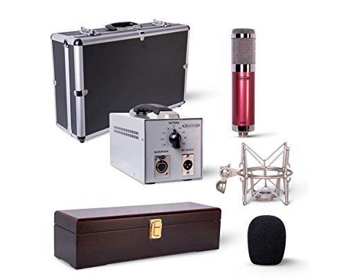 (Avantone CV95 Microphone Large Capsule Multi-Pattern Tube Condenser Microphone)