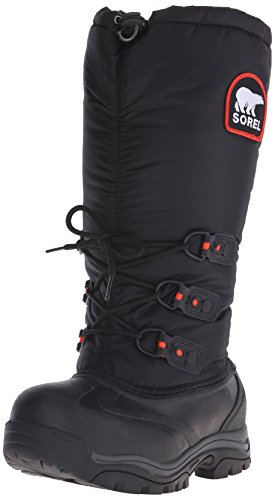 Sorel Womens Snowlion Xt Snowboot Zwart