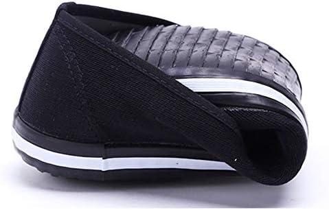 古典的な中国の伝統的なカンフーシューズ、太極拳武術空手古北京靴、快適なカンフーシューズ、スニーカー男性black-41