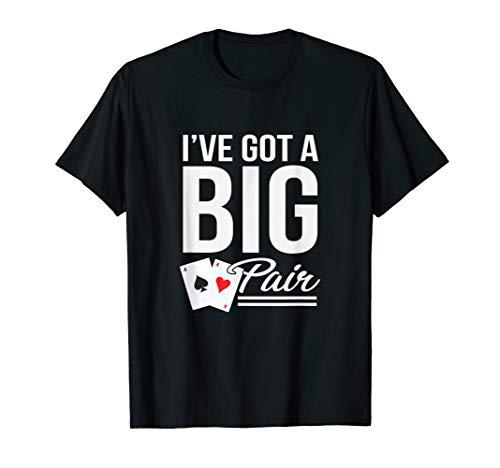 Funny Texas Hold Em Poker Shirts Vegas Casino Gift Men