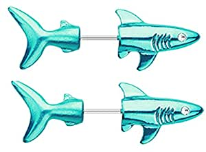 Body Accentz Shark Attack Fake Taper Earring Earring 20g