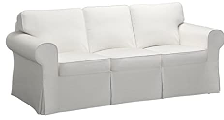 The Sofa Cover Is 3 Seat Sofa Slipcover Replacement. It Fits Pottery Barn  PB Basic