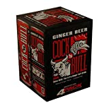 Cockn Bull Ginger Beer Can, 12 oz., 4 Count