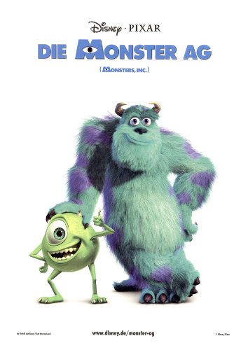 Filmcover Die Monster AG