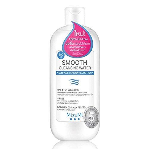 MizuMi Smooth Cleansing Water 500 ml. (2 Pack)