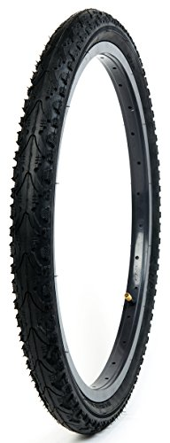 Kenda Tires Kwest Commuter/Folding/Recumbent Bicycle Tires, Black, 20-Inch x 1.75