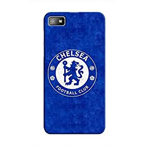Cover It Up - Chesea Emblem BlackBerry Z10 Hard Case