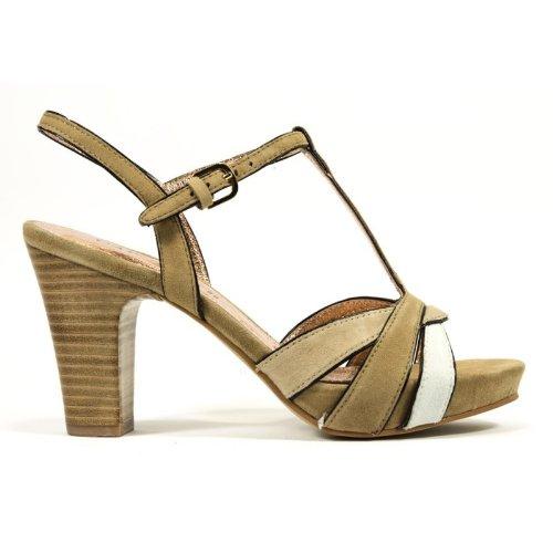 tacco Cafenoir multitaupe sandalo snd610 donna 8aHST