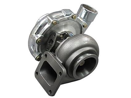 T72 Turbo TurboCharger .68AR P Trim Polished 72mm Compressor Wheel