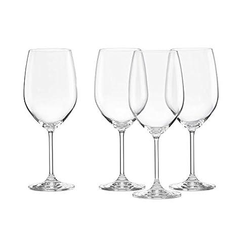 Lenox Tuscany Classics White Wine Glass, Set of 4 - Lenox Crystal