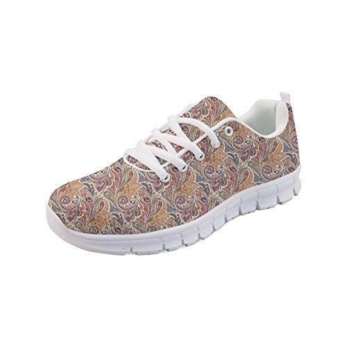 Showudesigns 1 Zapatillas Color Mujer Para rfwZxnq7r