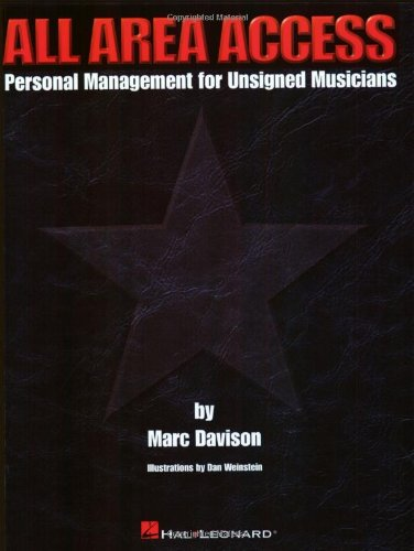 All Area Access: Personal Management for Unsigned Musicians