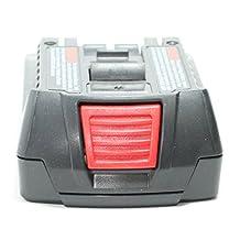 Bosch Parts 2607336939 Bat611 Bulk 18V 1.5Ah Li-L-Pk