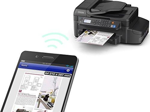 epson et 4550 imprimante multifonction avec r servoirs d. Black Bedroom Furniture Sets. Home Design Ideas