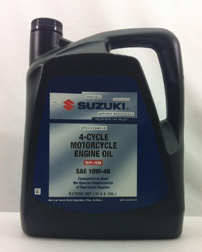 suzuki-performance-10w40-motorcycle-oil-5-liter-bottle
