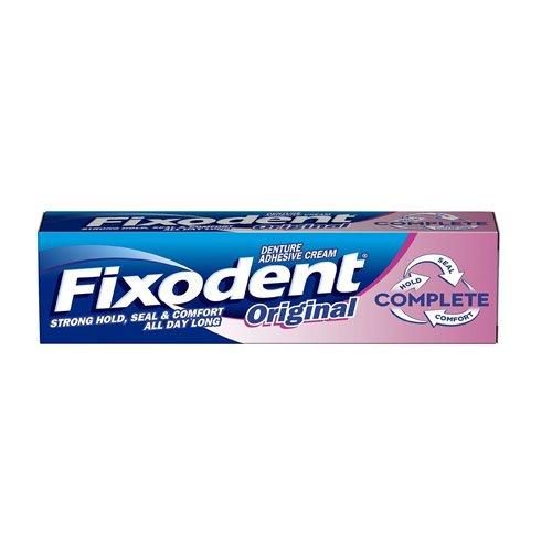 Fixodent Fresh Denture Adhesive Cream 2 X 40 Ml