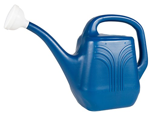 - Bloem Classic JW Watering Can, 2 Gallon, Deep Sea (JW82-31)