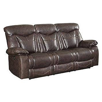 Amazon.com: Coaster 601711p Home Furnishings Power sofá ...