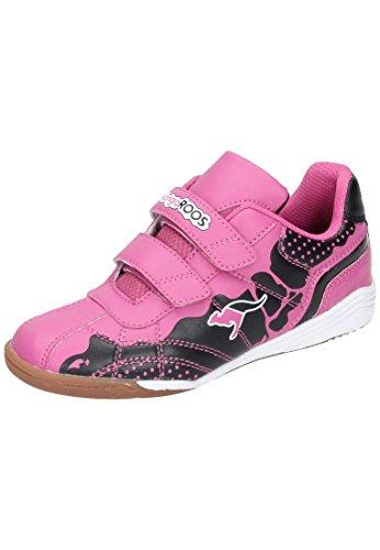 KangaROOS Kangacourt 3014 - Zapatillas Niñas Rosa - rosa
