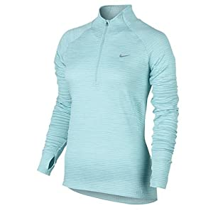 Nike Element Women's Sphere 1/2 Zip Long Sleeved Running Top