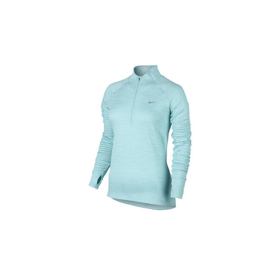 Nike Element Women's Sphere 1/2 Zip Long Sleeved Running Top