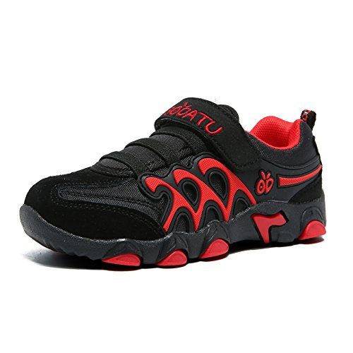 GUBARUN Kids Running Sport Shoes Comfortable Athletic Sneakers Casual Trainers for Boys - Running Trainers Boys