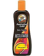 Australian Gold DARK TANNING ACCELERATOR Lotion 8.5 oz