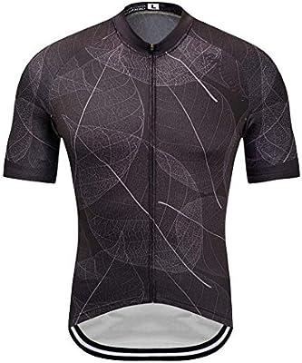 Jersey de ciclismo, chaqueta de ciclismo para hombres, chaqueta de ...