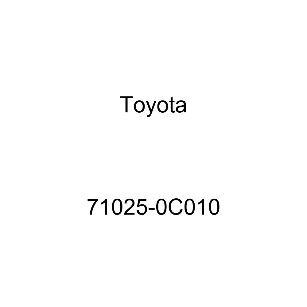 TOYOTA Genuine 71025-0C010 Seat Back Bracket