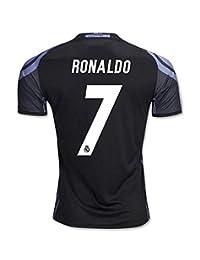 #7 Ronaldo Real Madrid Home Kid Soccer Jersey & Matching Shorts Set
