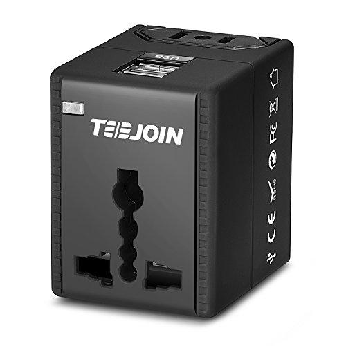 TEEJOIN Adapter Worldwide Charging Universal product image