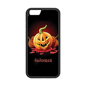 Halloween Pumpkin Carving and Text iPhone 6 4.7 Inch Cell Phone Case Black DIY GIFT pp001_8118139