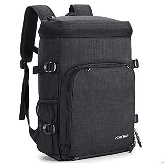 KUSTAR Large Cooler Backpack, Insulated Backpack Cooler, 35L Leakproof Spacious Lightweight Reusable Cooler Bag for Men… 12