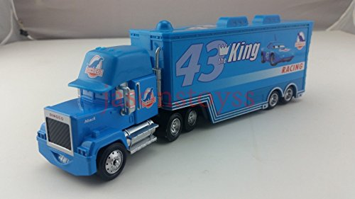 Good Car Mack No.43 King Truck Diecast Toy Car 1:55 Loose New In Stock