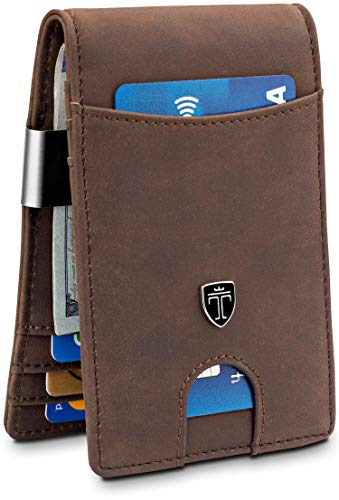 - TRAVANDO Money Clip Wallet