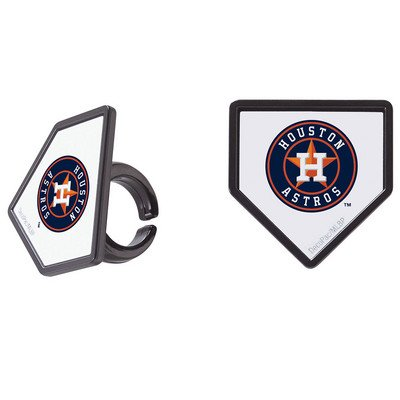 - MLB Houston Astros Cupcake Rings - 24 pc