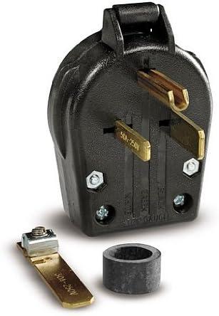 Hobart 770024 Welding Plug 230 Volt Pin Amazon Com