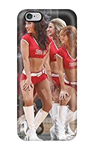 Cute Tpu DanRobertse Milwaukee Bucks Cheerleader Basketball Nba Case Cover For Iphone 6 Plus