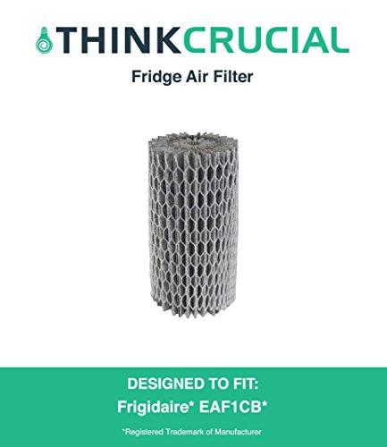 Frigidaire EAF1CB Pure Air Refrigerator Air Filter Fits Frigidaire & Electrolux Pure Advantage Refrigerators, Designed & Engineered by Crucial Air
