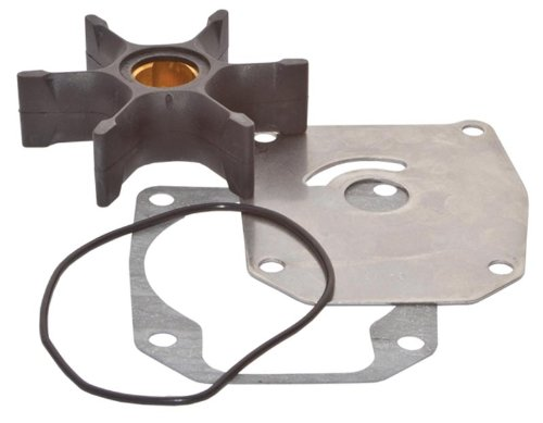 SEI MARINE PRODUCTS- Evinrude Johnson Impeller Kit 40 45 50 55 60 65 70 75 HP 2 Stroke With Wedge Key