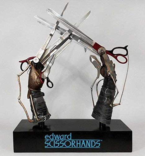 Hollywood Collectibles Group Edward Scissorhands Scissorhands Prop Replica