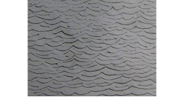 Water Polymer Clay Texture Plates Full Page