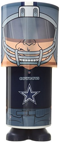 Officially Licensed Product Manufactured By Forever Collectibles · FOCO Dallas  Cowboys Desk Lamp