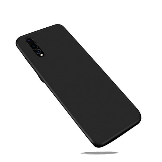 Amazon.com: KCHHA Phone case Luxury Black TPU Cover for ...