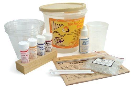 Fascinating Oscillating Reaction Kit Experiment Kit Classroom