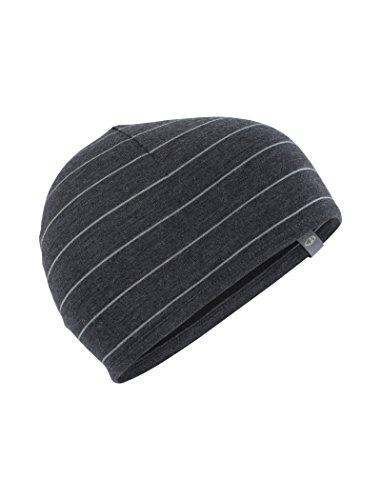 Icebreaker Pocket Hat Accesorio para la Cabeza, Unisex Jet Hthr