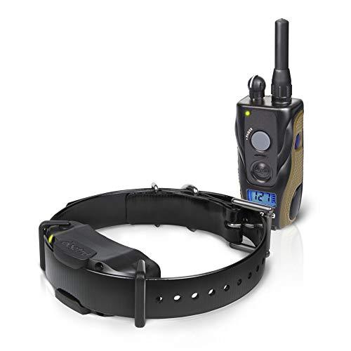 Dogtra 1900S - Ergonomic 3/4-Mile IPX9K Waterproof High-Output Remote Dog Training E-Collar