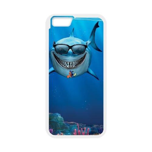 Finding Nemo 009 coque iPhone 6 Plus 5.5 Inch Housse Blanc téléphone portable couverture de cas coque EOKXLLNCD09906