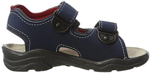 Ricosta Surf, Sandalias Para Niños Blau (jeans/teer)